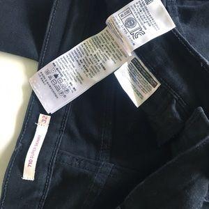 Levi's Jeans - Levi's 710 super skinny ankle black jeans mid-rise